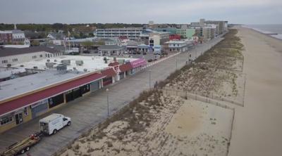 rehoboth beach closed