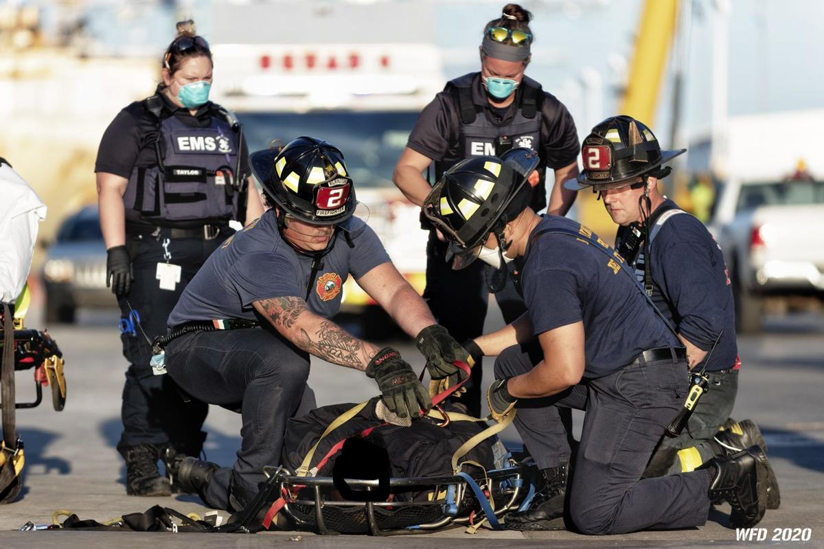 Port of WLM rescue 052620