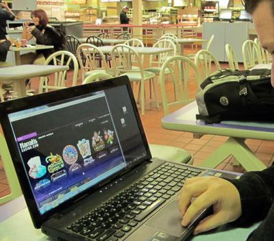 Virus Outbreak-Internet Gambling