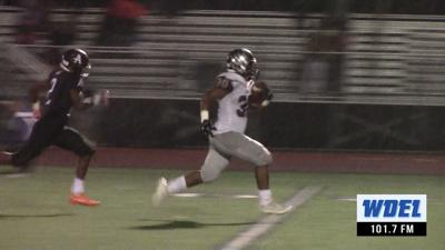 Darius Hale scores 3 Touchdowns for Hodgson in win