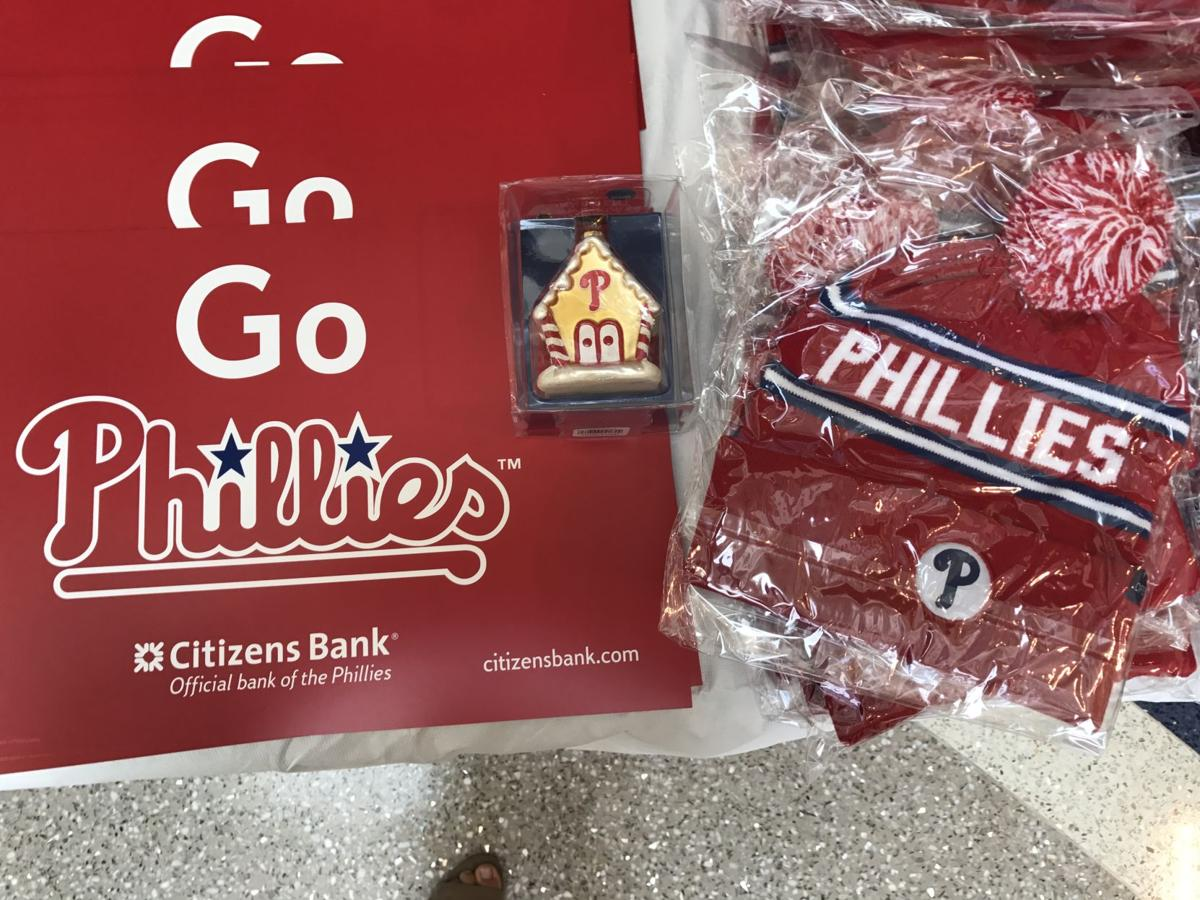 Phillies Christmas In July Giveaway 2020 VIDEO | A.I duPont Hospital welcomes Phillies pitcher Jerad