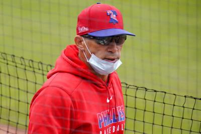 Phillies manager Joe Girardi