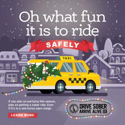 DELAWARE OFFICE OF HIGHWAY SAFETY safe family holiday campaign