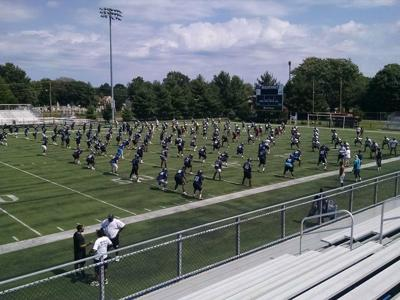 Wesley opens fall practice