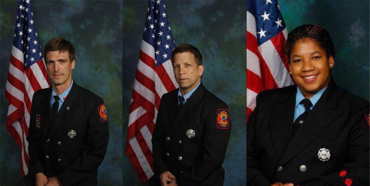 Fallen Wilmington firefighters