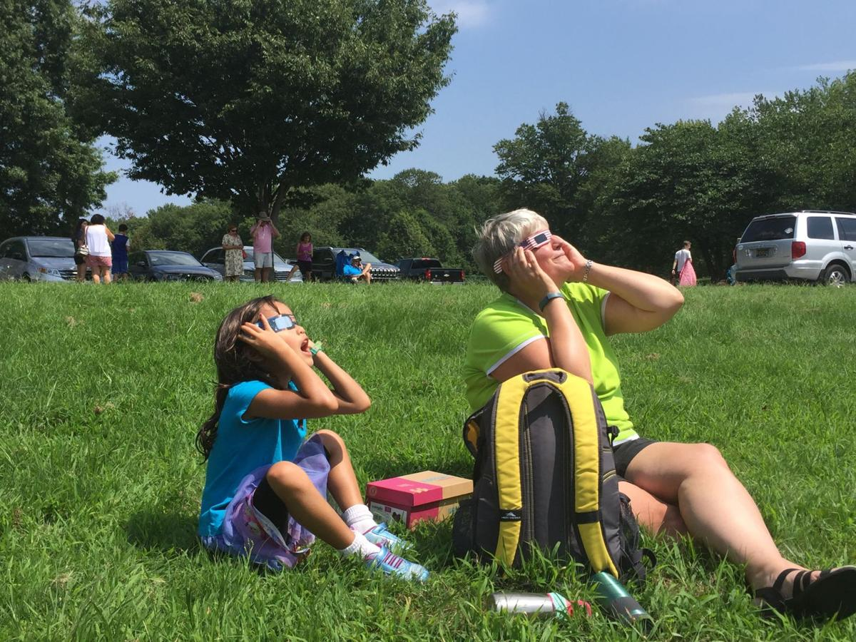 video | how delaware took in the 2017 solar eclipse | the latest