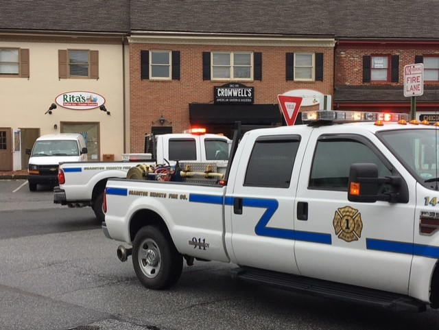 Gas odor leads to evacuations at Greenville shopping complex