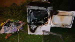 Dryer blamed for Wilmington house fire