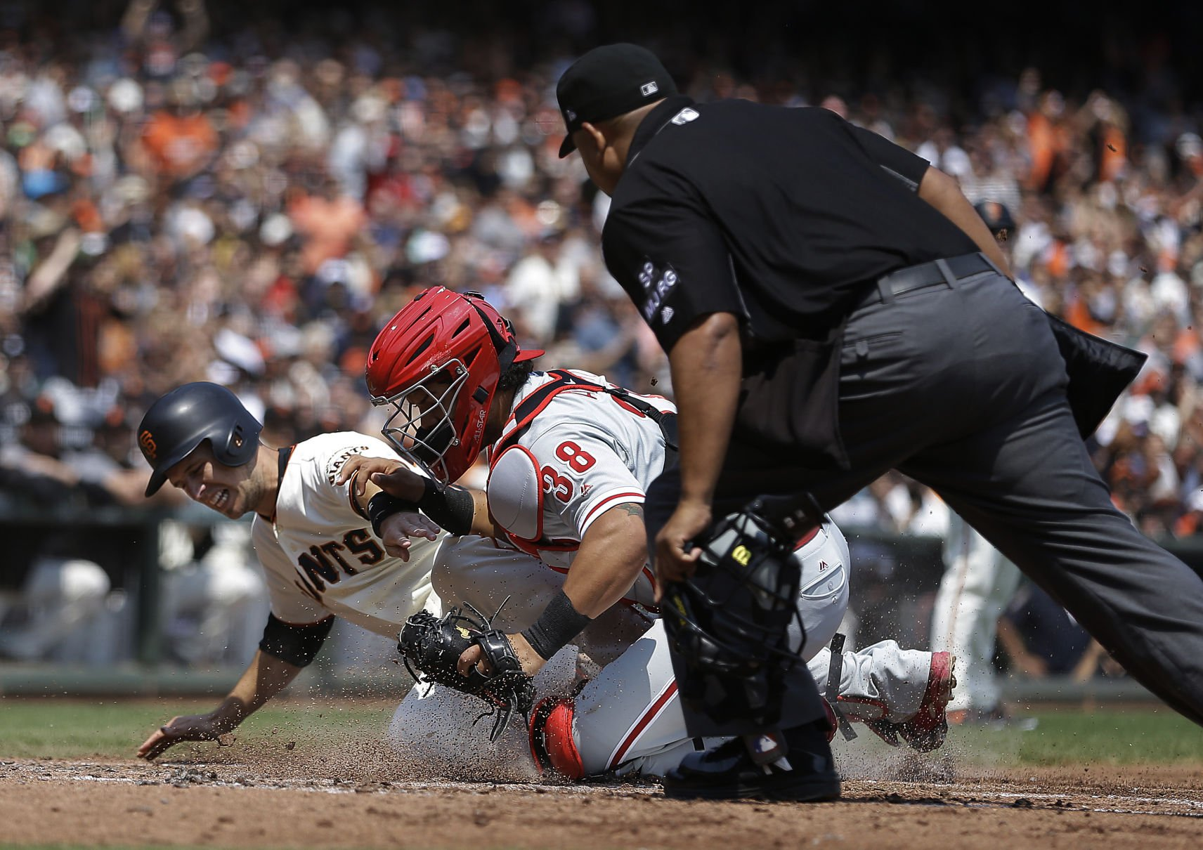 Giants Lose Season Series to the Worst Team in Baseball