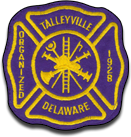 Talleyville Fire company logo