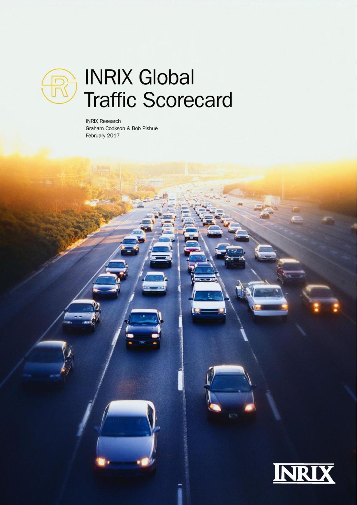 Global Traffic Scorecard