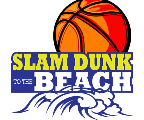 Slam Dunk to the Beach Logo