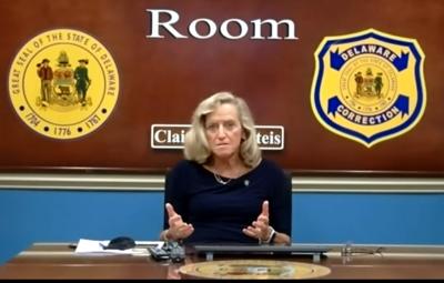 DOC Commissioner Claire DeMatteis
