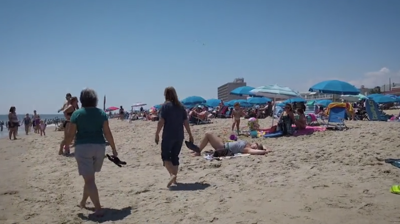 Rehoboth Beach COVID-19