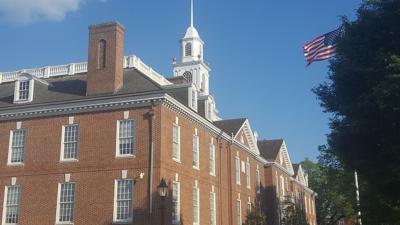 Legislative Hall, Dover Delaware