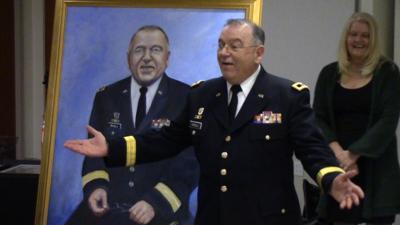 Delaware National Guard Adjutant General Frank Vavala