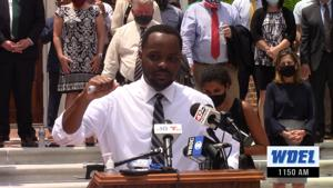 Sen. Darius Brown removed from Judiciary Committee, following arrest