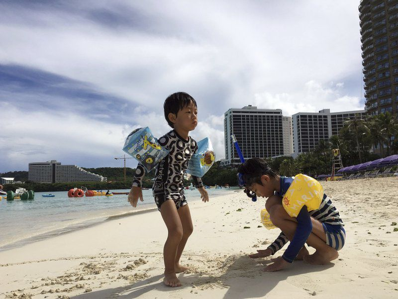 N. Korean threats: Guam tourism sees silver lining