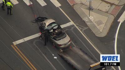 VIDEO | 7 hurt in crash involving DART bus in Newark | The Latest