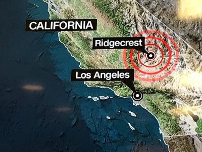 California earthquake 070419