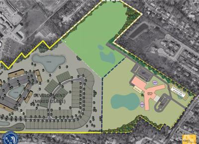 Brandywine schools unveil preliminary plan if they are gifted part of Brandywine CC site