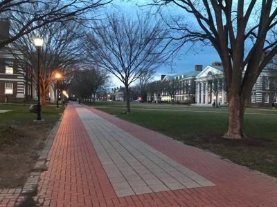 The University of Delaware Green