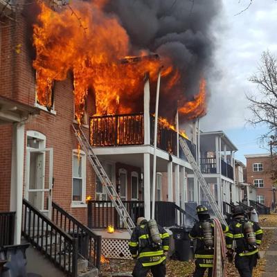 Flats fire 112520