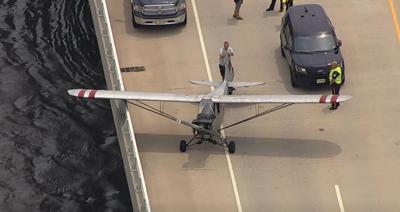 OCNJ emergency plane landing