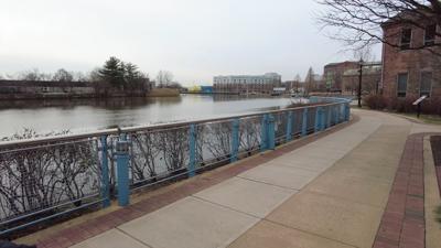 Wilmington Riverfront winter
