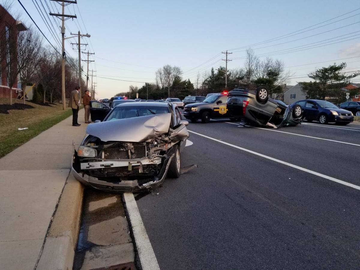 VIDEO | Brandywine Hundred accident at Naamans and Shipley roads ...