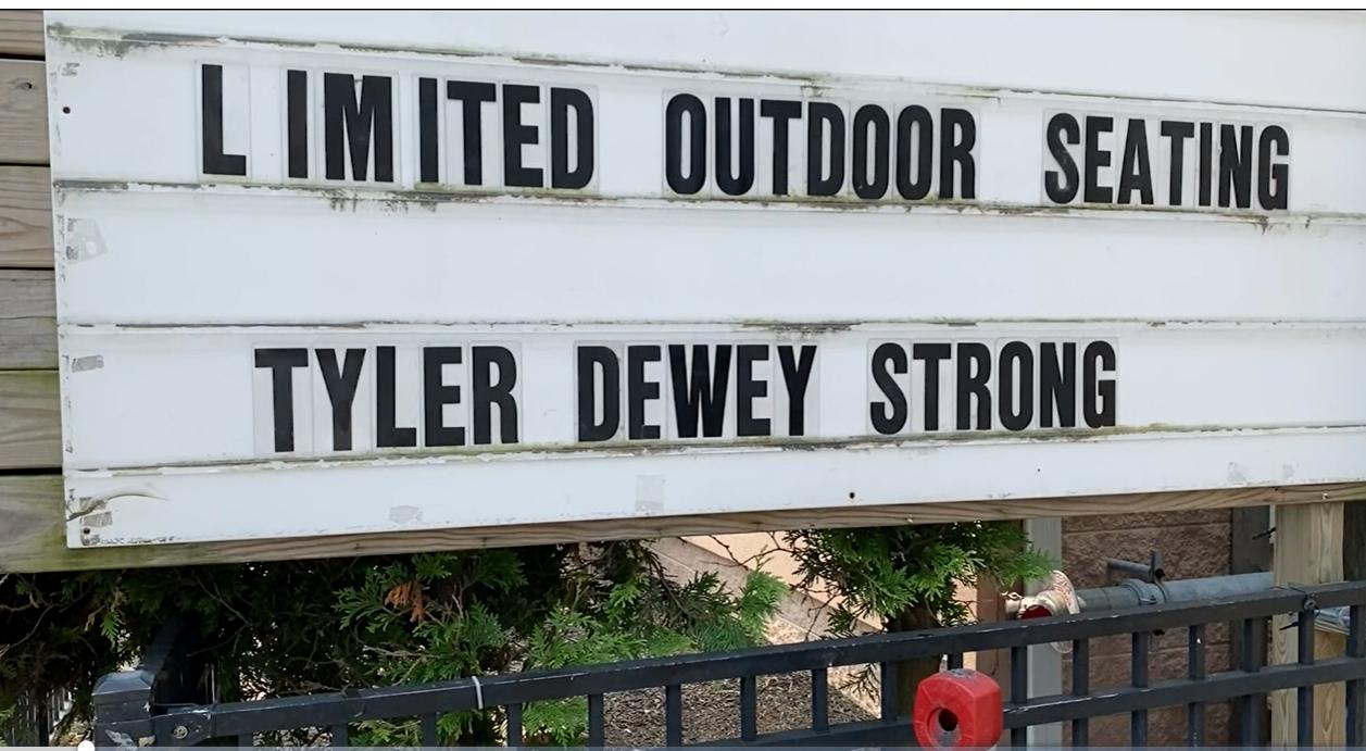 Dewey Strong
