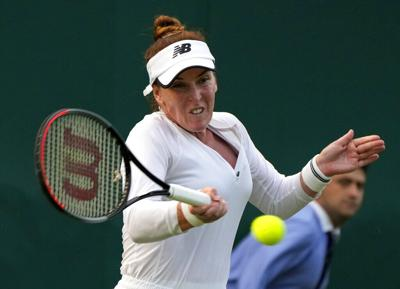 Madison Brengle Wimbledon 2021