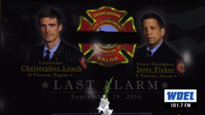 VP Biden praises fallen firefighters as heroes and comforts their families