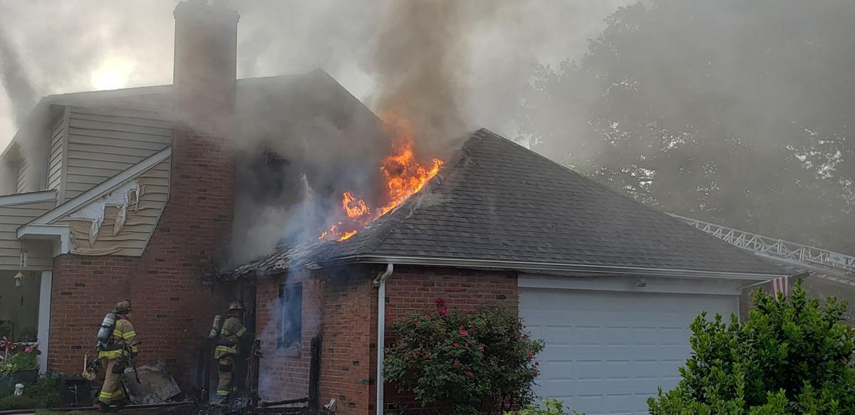 Talleybrook house fire 2