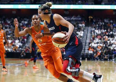 Delle Donne WNBA Finals Game 3 2019