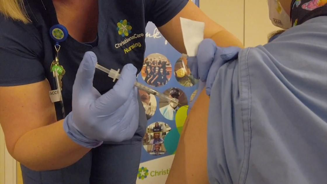Delaware 'hopeful' it can move into next phase of vaccinations by April - WDEL 1150AM