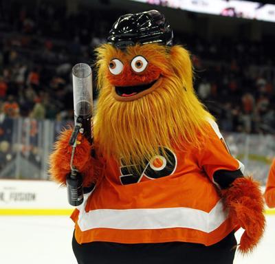 Flyers Getting Gritty Hockey