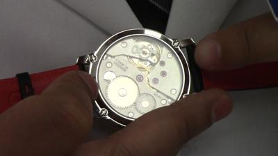 Right on time, inaugural class graduates from Veterans Watchmaker Initiative