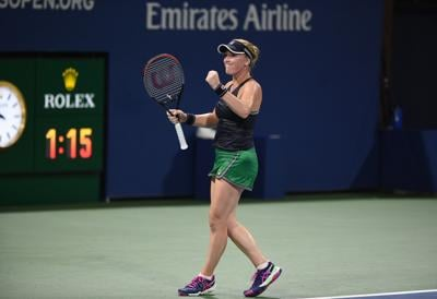 Madison Brengle at 2020 US Open