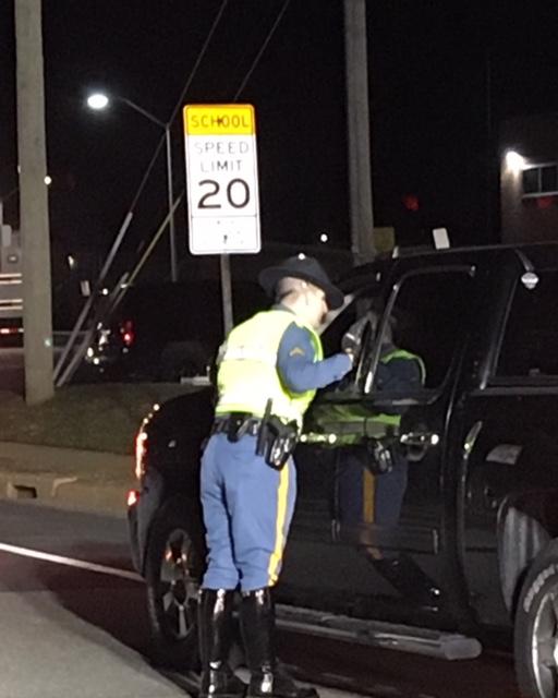 DUI Checkpoint 4