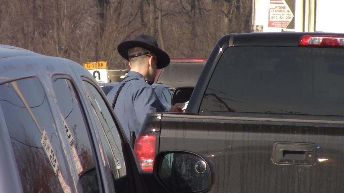 VIDEO | Delaware State Police crack down on distracted