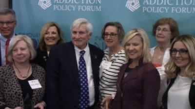 Innovations in fighting the addiction crisis receive recognition from national non-profit