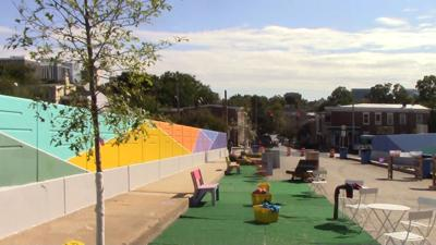 Neighborhoods separated by I-95 come together during United Neighbors festival