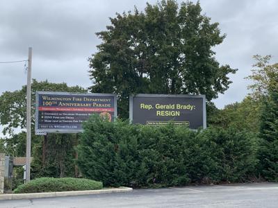 Rep. Gerald Brady: RESIGN
