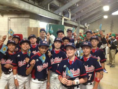 Newark National before the 2013 Little League World Series in Williamsport