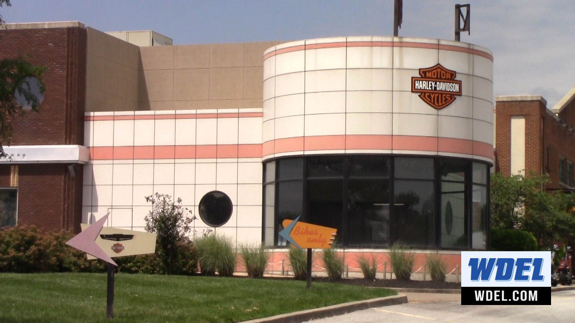 VIDEO | 'It's going to be fabulous': Harley-Davidson to relocate from New Castle to Middletown | WDEL