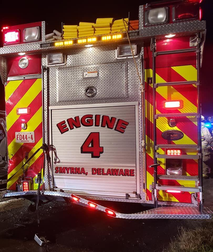 Smyrna fire truck crash 1