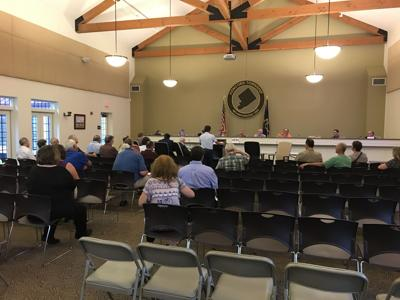 Concord Township holds final arguments on the proposed Concord Ventures development in Beaver Valley