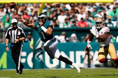 Jalen Hurts Eagles