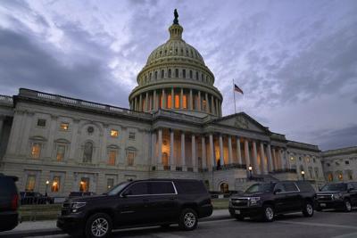 Congress Capitol Hill generic